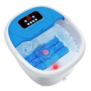 Turejo Foot Spa with Heat Bath, Adjustable Temperature Control