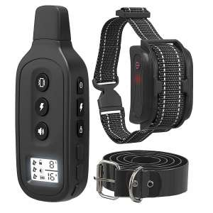 Yox Waterproof Dog Training Collar with Remote