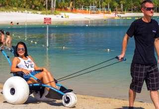 Beach Wheelchairs