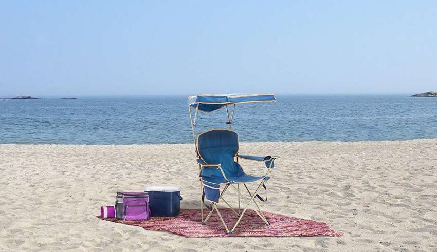 Chairs with Shade