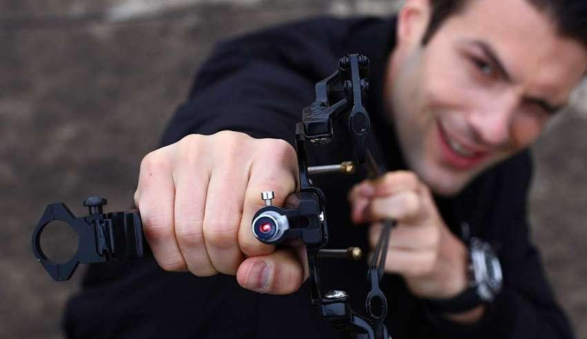 Wrist Sling Shot Hunting Folding Metal Rubber Leather Hard Powerful Heavy Duty