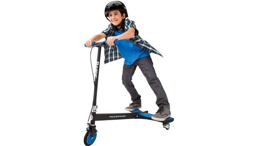 Swing Scooters