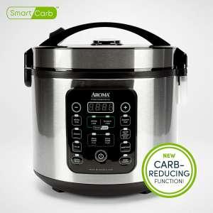 1. Aroma Housewares Food Steamer