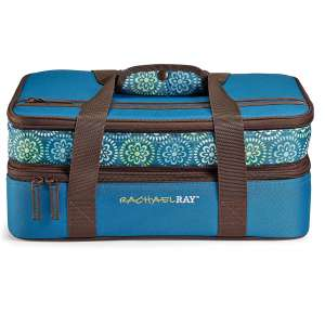 Rachael Ray Expandable Casserole Carrier