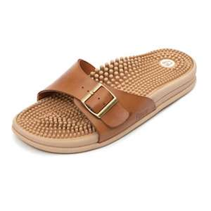 1. Revs Classic Reflexology Men and Women Massage Sandals for Pain Relief and Better Health