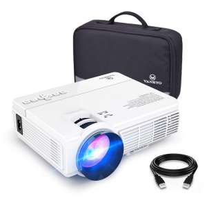Vankyo Leisure Mini Projector 1080P 40,000Hrs LED Lamp