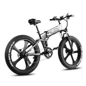 1. W Wallke Fat Tire E-Bike