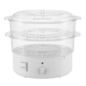 10. Classic Cuisine Vegetable Steamer