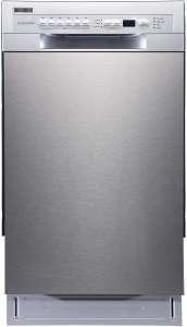 EdgeStar 52dB Stainless Dishwasher