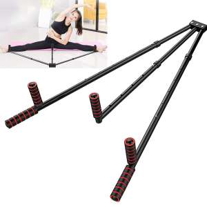 FIGROL Steel Leg Stretcher Stretching Equipment for Ballet Taekwondo and Yoga