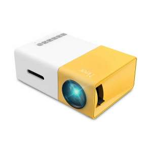 Meer Portable Mini Projector Pico Full Color LED Projector