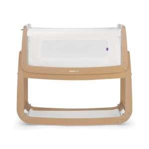 10. SnuzPod 3 Natural Bedside Crib