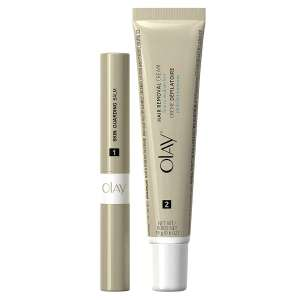 2. Olay Smooth Finish Facial Hair Removal