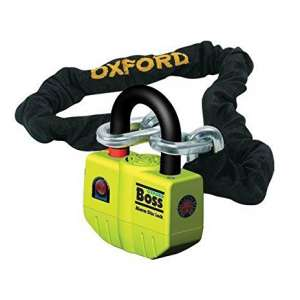 2. Oxford OF8 Motorcycle Disc Lock
