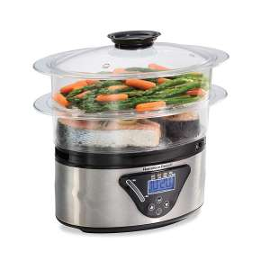 3. Hamilton Beach Digital Food Steamer