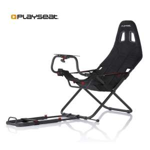 3. Playseat Racing Video Game Chair with Steering Wheel & Pedal Controllers