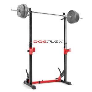 Doeplex [2020 Upgrade Squat Rack