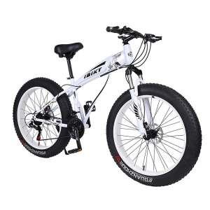 4. Ibiky Fat Tire Mountain Bike