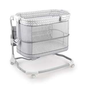 4. Ingenuity Dalton Dream and Grow Bedside crib