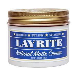 4. LAYRITE Natural Pomade