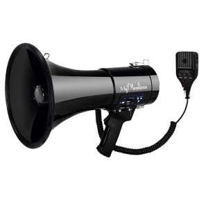 4. MyMealivos Megaphone with Siren