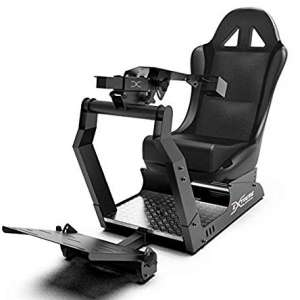 5. Extreme Simracing Cockpit Racing Simulator - Heavy Duty Construction