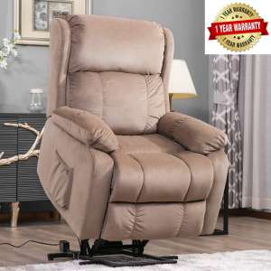 5. Harper&Bright Designs Lift Chair with Remote