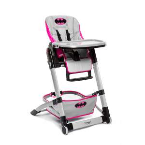 KidsEmbrace Adjustable Foldable High Chair