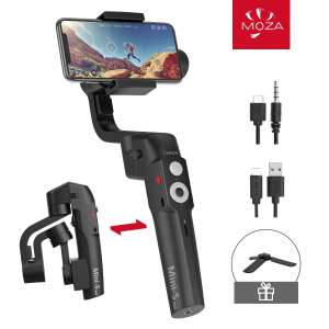 5. MOZA Mini-S Essential Foldable Phone Gimbal