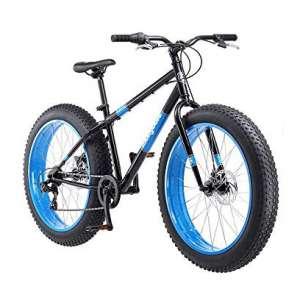 5. Mongoose Dolomite Fat Tire Mountain Bike