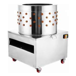 Popsport Chicken Plucking Machine 2200W 24 Inches Plucking Machine