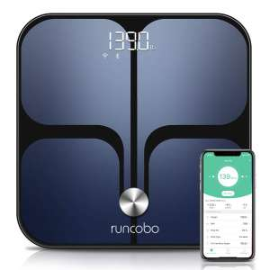 5. Runcobo Smart Scale Digital Weight