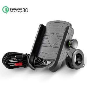 5. Rydonair Motorcycle Phone Mount