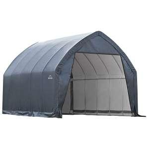 5. ShelterLogic Truck Shelter, Grey