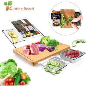 Yoruii 2020 New Extensible Cutting Board
