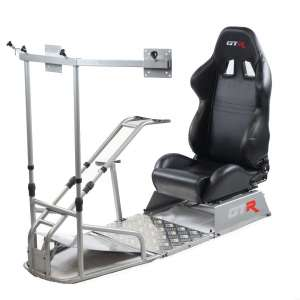 6. GTR Simulator Racing Simulator with a Realistic Racing Seat