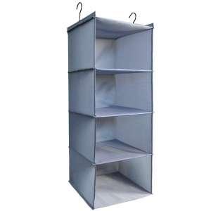 IsHealthy Hanging Closet Organizer