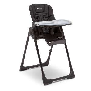 Jeep Classic High Chair for Kids and Toddlers