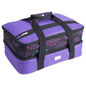 Pursetti Casserole Carrier Portable Insulated Bag