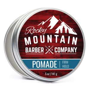 6. Rocky Mountain Barber Pomade