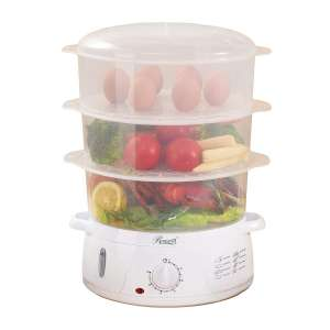 6. Rosewill Electric Food Steamer