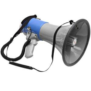 6. Seismic Audio SA-MEGA1 Megaphone