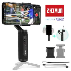 6. Zhiyun Smooth Q2 Handheld Mobile Gimbal Stabilizer