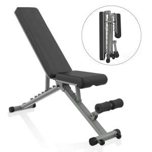 7. BARWING Adjustable Multi-Purpose 800 lbs. Weight Bench for Home Gym