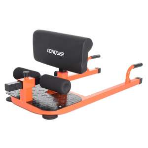 Conquer 3-in-1 Sissy Squat Workout Machine