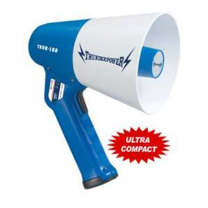 7. The ThunderPower Megaphone