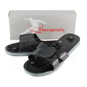 7. Therapeutix Electronic Foot Massager TENS Unit Electrode Sandals