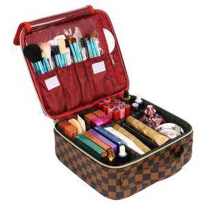 7. WODKEIS Makeup Case- Cosmetic Bag