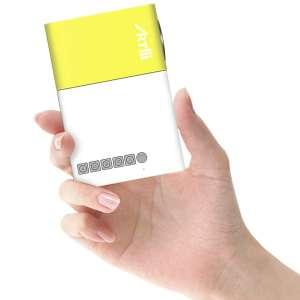 ARTlii Pico Portable Mini Projector