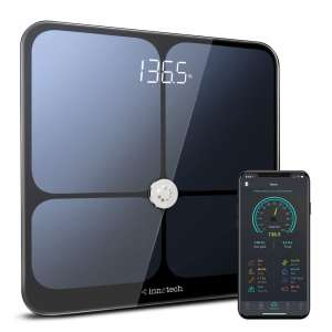 . Innotech Smart BMI Scale-Bluetooth Body Fat Scale